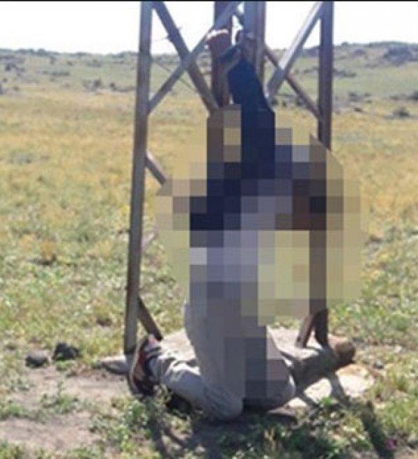 Terör örgütü PKK engelli çocuğu katletti