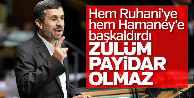 Ahmedinejad şüpheli cezaevi ölümlerinden şikayetçi