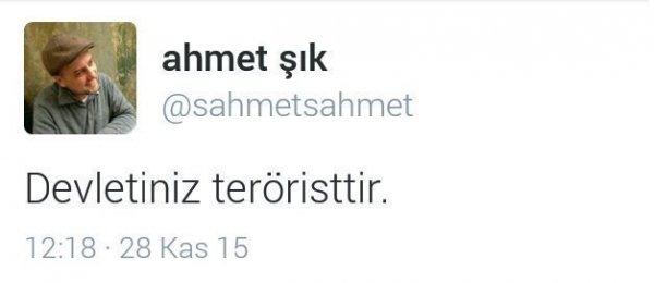 Ahmet Şık Meclis'e girdi