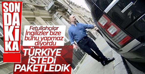 Türkiye istedi, Akın İpek gözaltına alındı