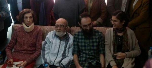 Nuriye Gülmen ile Semih Özakça açlık grevini sonlandırdı