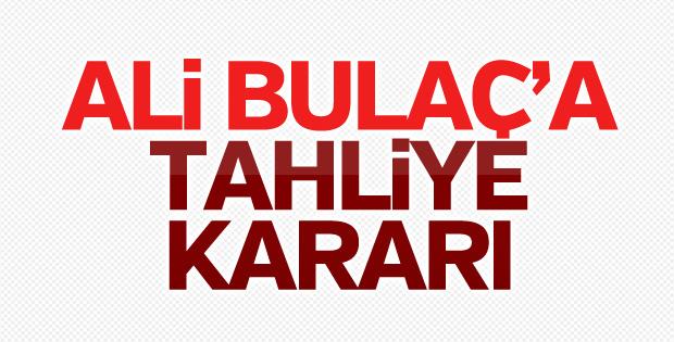 Zaman gazetesi Ali Bulaç'a tahliye kararı