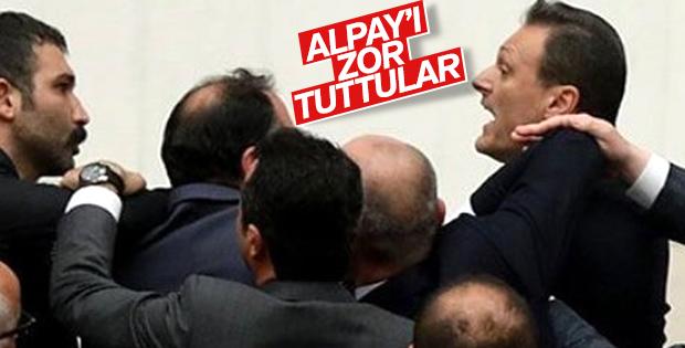 Meclis'teki HDP'lilerin korkulu rüyası: Alpay Özalan