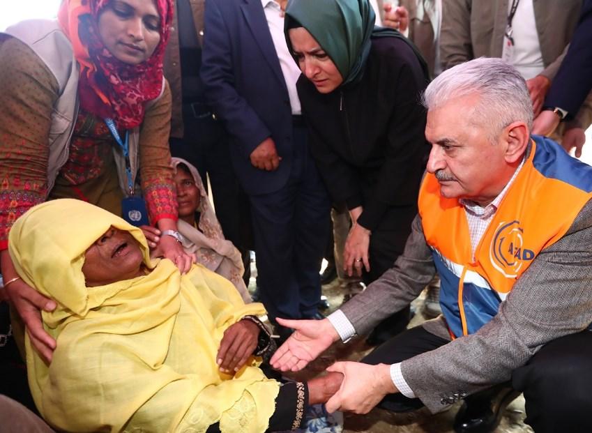 2017'de Arakanlı Müslümanlara etnik temizlik zirve yaptı