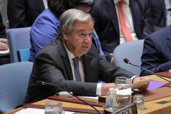 BM Genel Sekreteri'nden Türkiye, Rusya ve İran'a çağrı