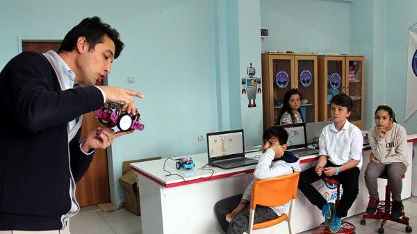Ardahanlı kodcu çocuklar, Çin'de Türkiye'yi temsil edecek