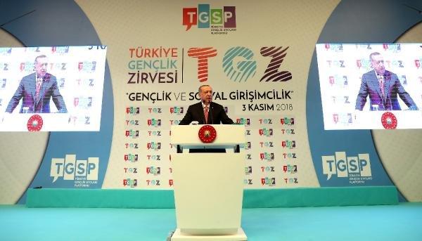 Erdoğan: Andımız konusunda kararlılığımız arttı