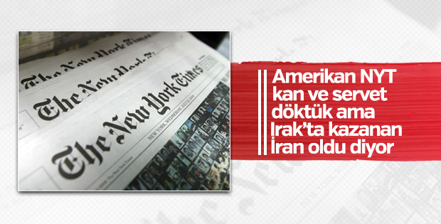 New York Times'ın Irak analizi