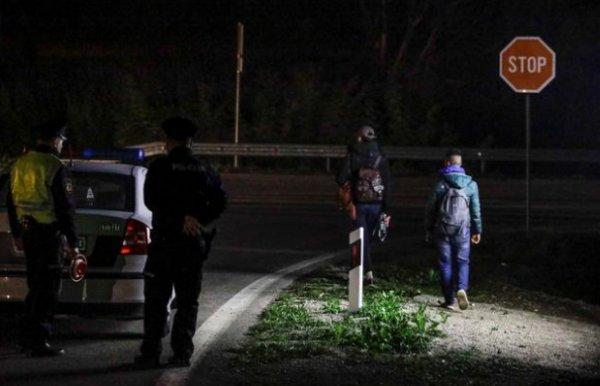 Sığınmacıların Avrupa kapılarında kış mücadelesi