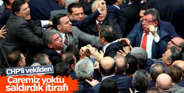 Aykut Erdoğdu'dan itiraf gibi açıklama: Başka çare yoktu