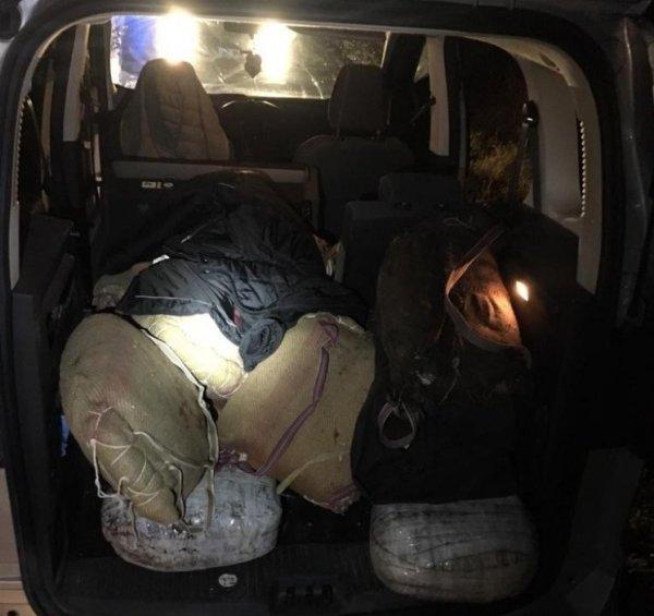 Bombalı saldırı hazırlığındaki PKK'lılar yakalandı