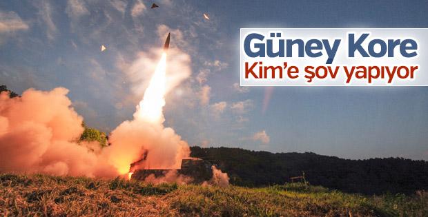 Güney Kore'den Kuzey Kore'ye misilleme