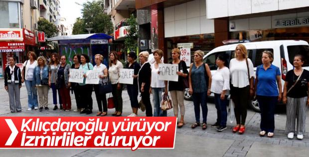 CHP'nin Adalet Yürüyüşü'nde 5. gün