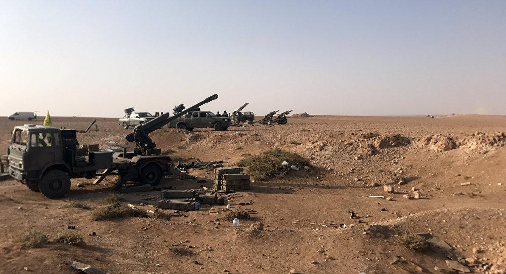 'ABD'liler DEAŞ militanlarını vurmayı reddetti'