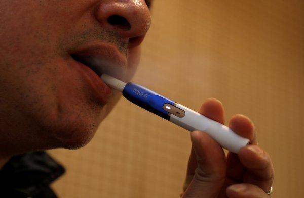 E-sigara sanıldığından daha tehlikeli