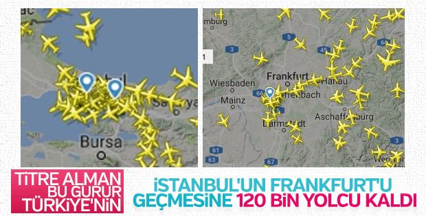 Atatürk Havalimanı 2018'de rekor yolcu sayısına koşuyor