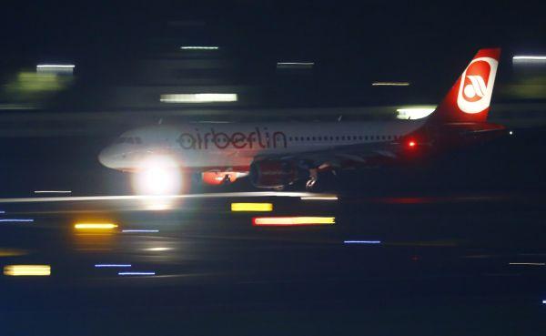 Alman havayolu şirketi Air Berlin battı