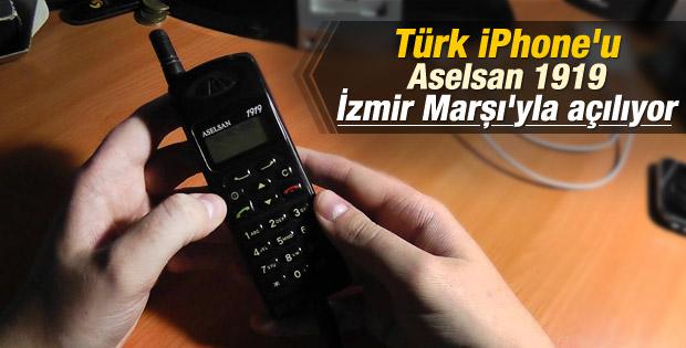 Aselsan 16 yıl önce titreşimli telefon üretmişti İZLE