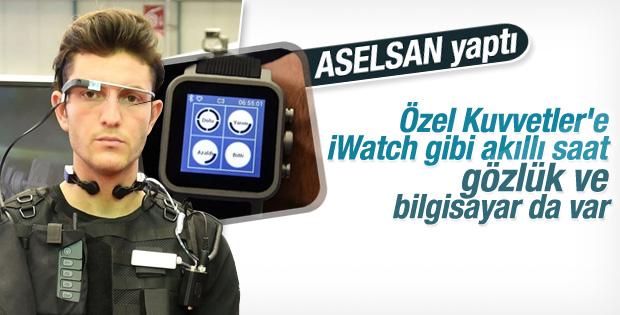 ASELSAN'ın projesiyle askerler teknolojikleşecek