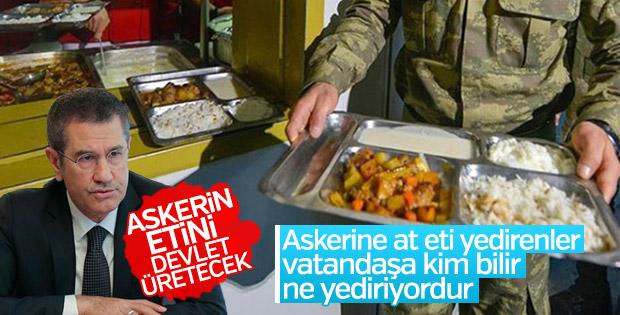 Mehmetçik'in et ihtiyacını ESK karşılayacak