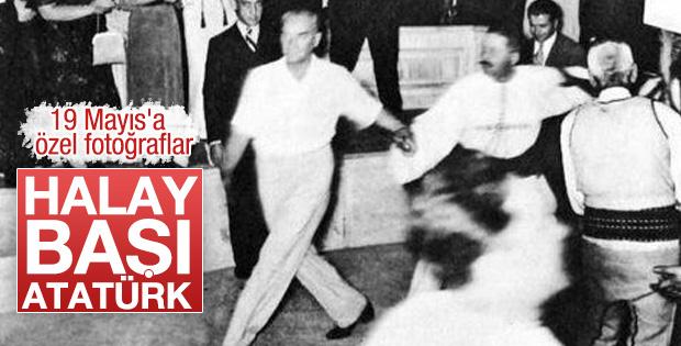 Atatürk'ün özel fotoğrafları