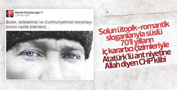 Kemal Kılıçdaroğlu'ndan videolu mesaj