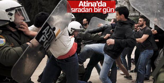 Yunanistan yine karıştı
