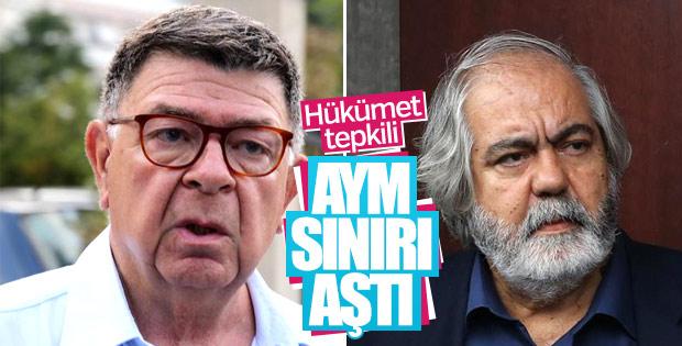 Hükümet AYM'yi yetkisini aşmakla suçluyor