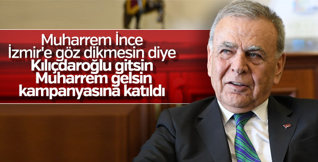 CHP'li vekilden İzmir Belediye Başkanı'na İnce tepkisi