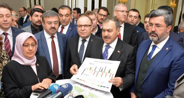 Bakan Eroğlu: Kuraklık için endişe etmeyin