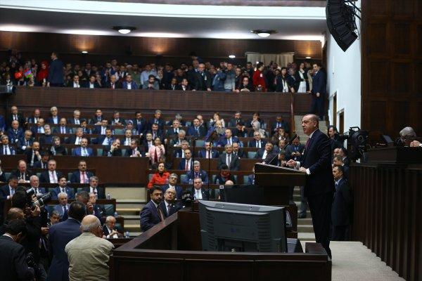 Cumhurbaşkanı Erdoğan: Afrin'de şehir kuşatmasına geçilecek