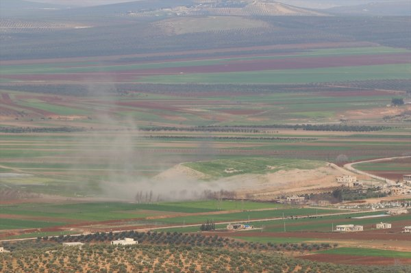 Afrin'de iki köy daha temizlendi