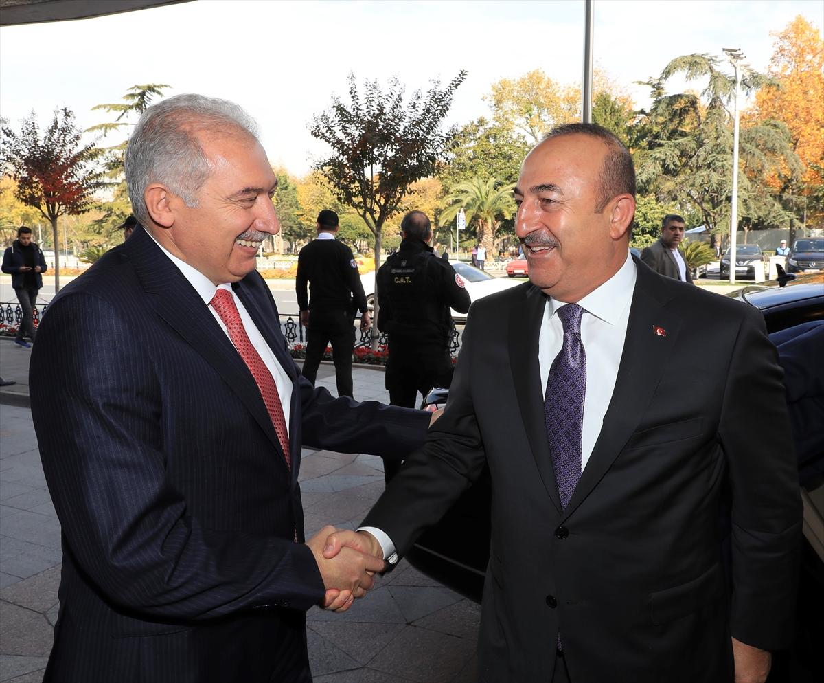 Bakan Çavuşoğlu'ndan Mevlüt Uysal