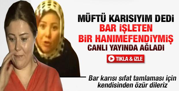 CHP'li Gül Taşlı Cenal başörtülü videosu için konuştu