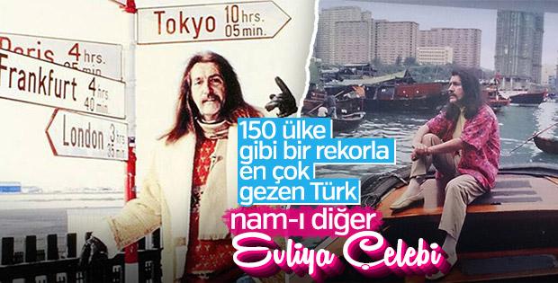 Türkiye'nin ilk gezgini: Barış Manço