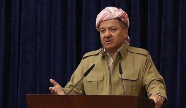 Barzani Afrin operasyonunun durdurulmasını istedi