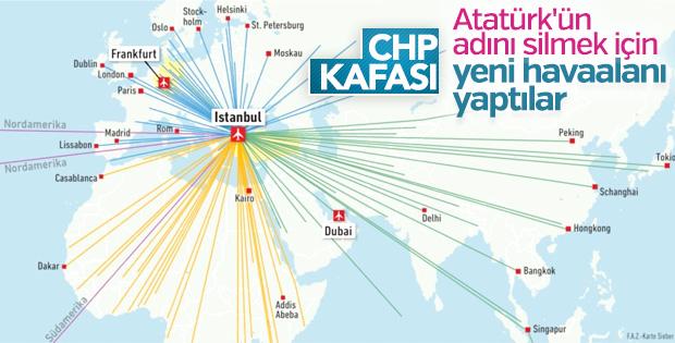 CHP, 3. Havaalanı'nın yapımını sorgulamaya başladı