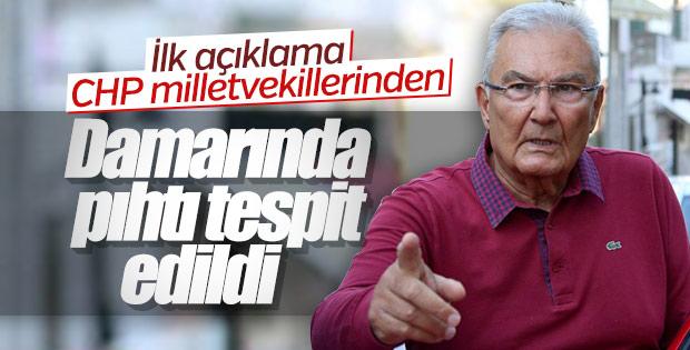 CHP'li milletvekilleri Baykal'ın durumunu anlattı