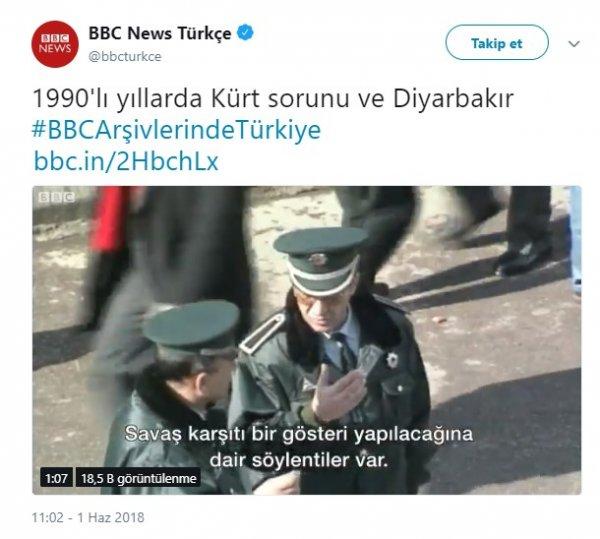 BBC Türkçe'nin yeni provokasyonu