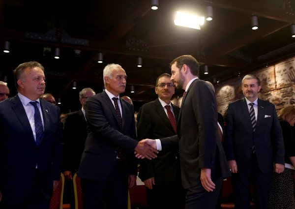 Bakan Berat Albayrak, Yeni Ekonomi Modelini açıkladı