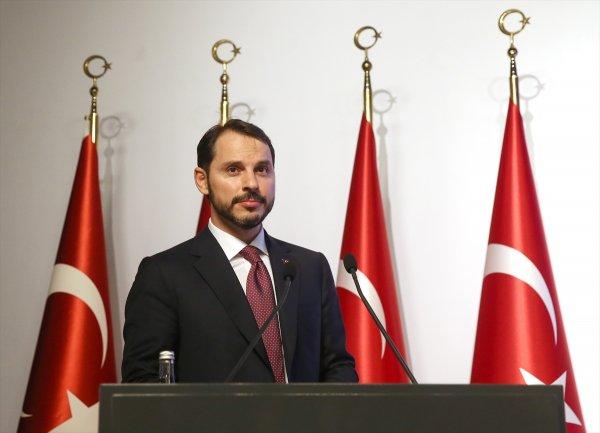 Bakan Berat Albayrak, Yeni Ekonomi Modelini açıklıyor
