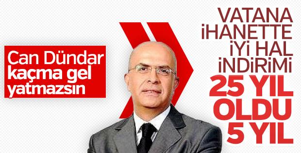 Berberoğlu'na 5 yıl hapis cezası