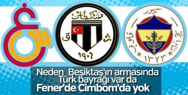 Beşiktaş'ın armasında neden ay-yıldız var