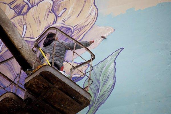 Kitap okumanın insana etkisi duvarlara resim oldu