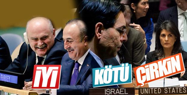 BM Genel Kurulu'nda gecenin kazananları-kaybedenleri