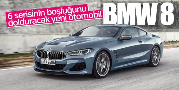 Efsanenin dönüşü: Yenilenen yüzüyle BMW 8 serisi