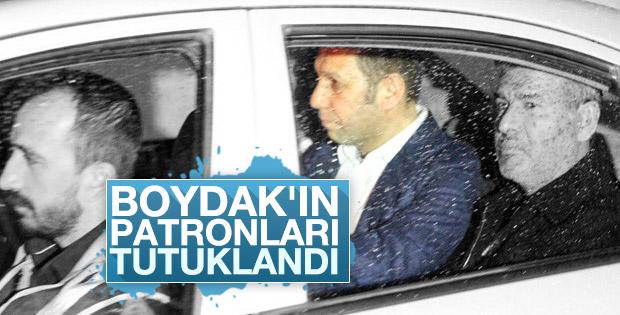 Boydak soruşturmasında 2 tutuklama