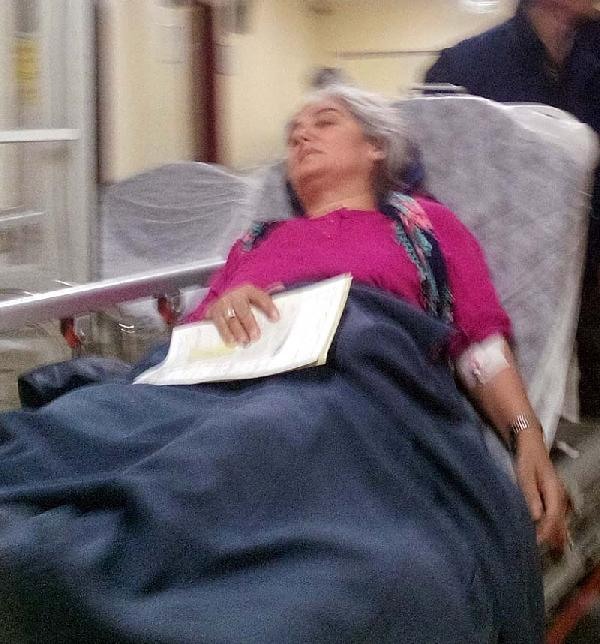 Hapı ambalajıyla yuttu, hastanelik oldu