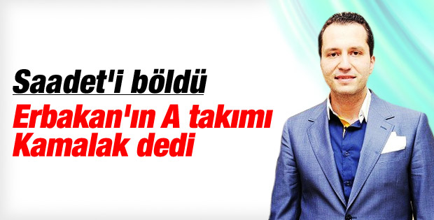 Fatih Erbakan'ın adaylığı Saadet'i böldü