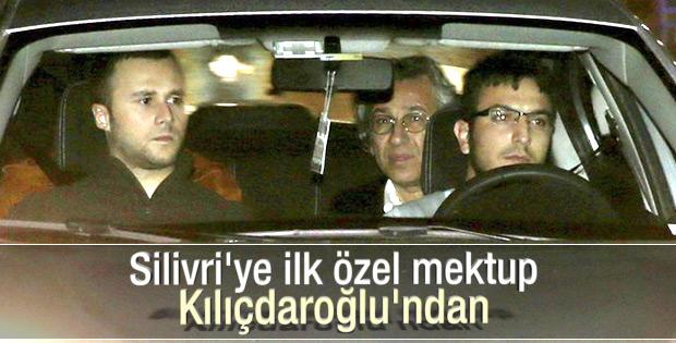Kılıçdaroğlu'ndan Can Dündar'a özel mektup